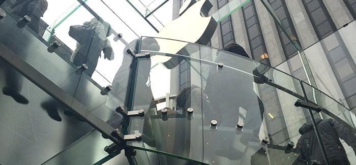 Ik ging naar New York en miste mijn vlucht door de Apple Store