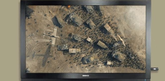 OS-oorlog op komst in televisiewereld