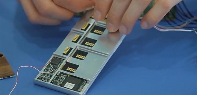 Zou het dan toch? Google toont prototype modulaire smartphone