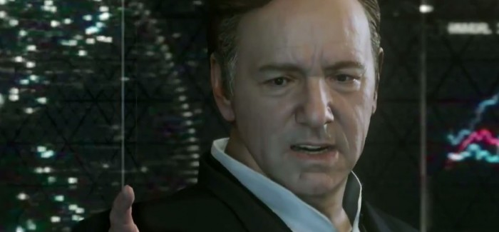 Yes! Kevin Spacey in Call of Duty!