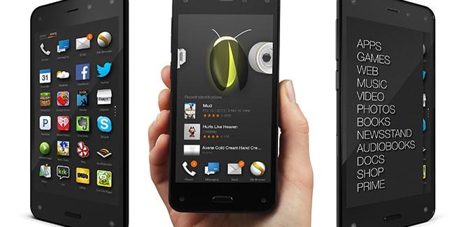 Amazon's 3D Fire Phone wil dat je koopt, koopt, koopt