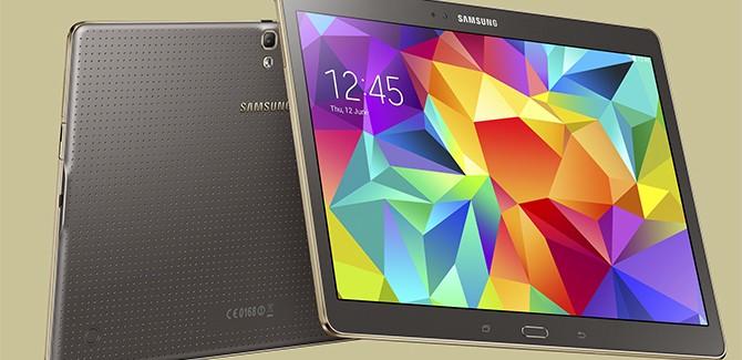 Samsung Galaxy Tab S heeft eindelijk, eindelijk AMOLED