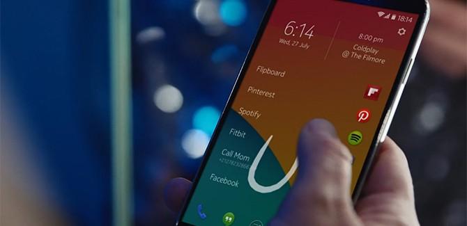 Nokia geeft Microsoft de vinger, lanceert Android launcher