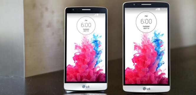 LG komt met 'kleinere' versie van G3
