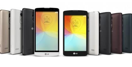 LG L70+ en LG L80+