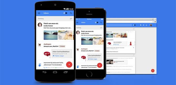 Gmail vindt mail opnieuw uit met 'Inbox'