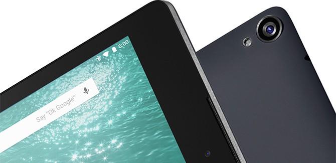 Nexus 9 betekent terugkeer van HTC-tablets