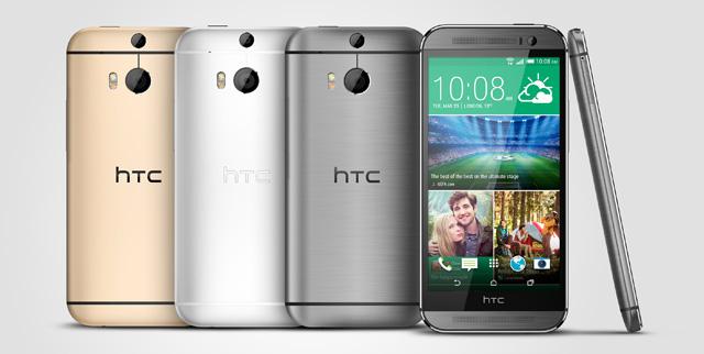 'HTC Hima, opvolger One M8, komt in maart'
