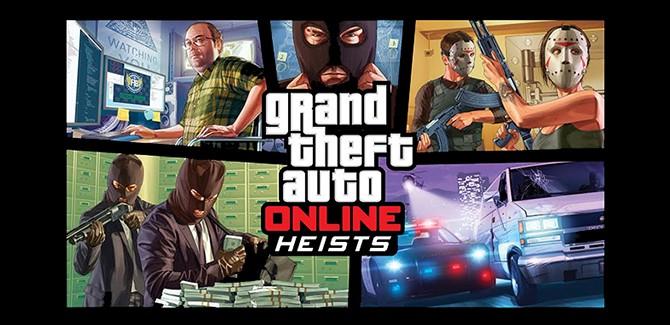 GTA Online Heists eindelijk te spelen: eerste indruk