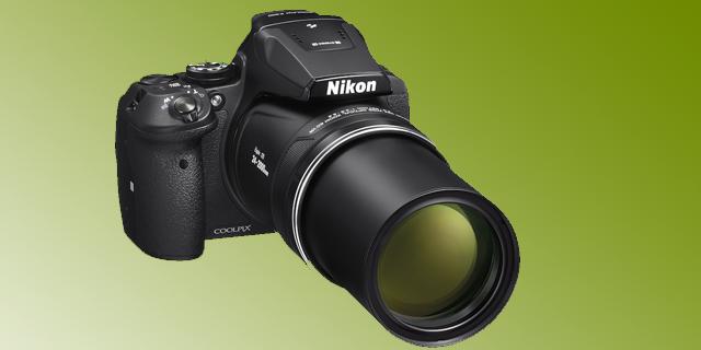 Nikon lanceert D7200 en Coolpix900