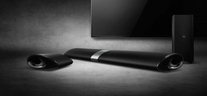 Review: Philips Fidelio B5 Soundbar