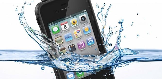 Help, mijn iPhone heeft waterschade, wat nu?