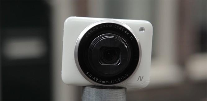 Canon Powershot N2 review: lekker gek