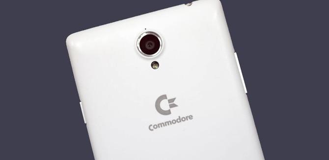 Commodore PET-smartphone brengt jaren 80 terug