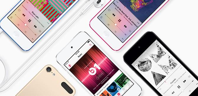 Oude iPod's roesten niet
