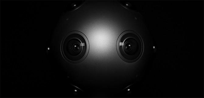 Nokia leeft, dit is OZO: een VR-camera