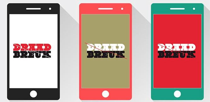 Draadbreuk wil een smartphone maken: we hebben een prijs!