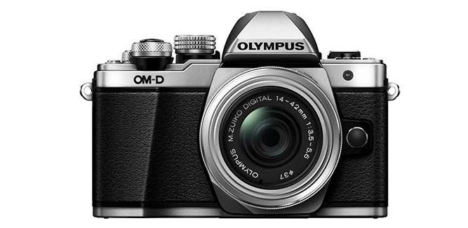 Olympus OM-D E-M10 Mark II lijkt tripje München waard