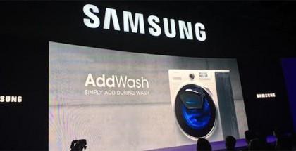 Samsung Addwash techniek