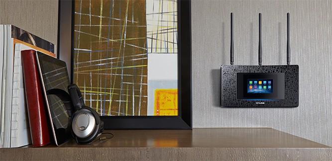 Een router met touchscreen: is dat handig? [IFA 2015]