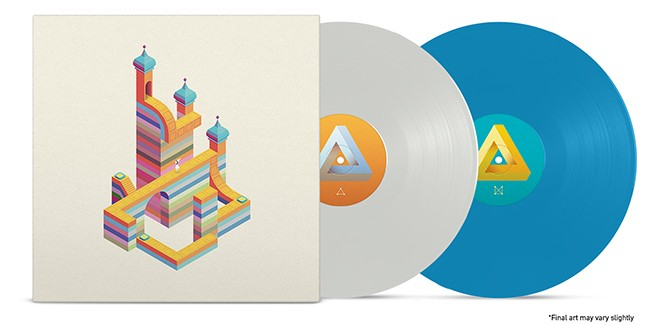 Monument Valley vinyl