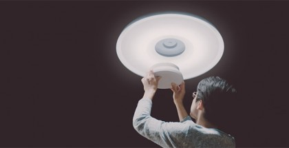 sony multifunctional light