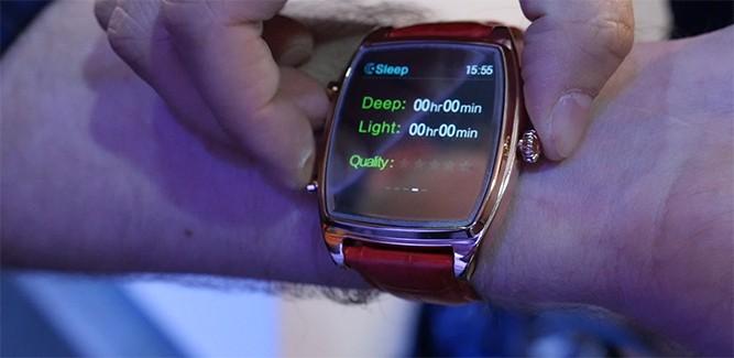H-One Health Watch zorgt voor hoge hartslag (video)