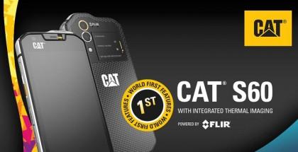 Catterpillar S60 smartphone