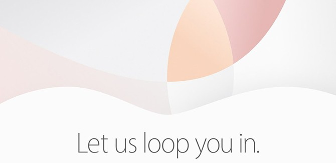 Apple invite