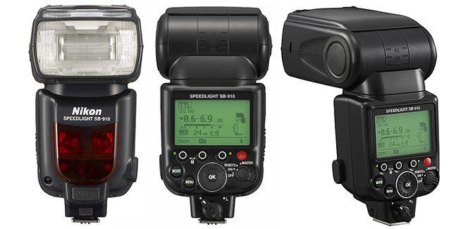 Pareltje in flitssegment: Nikon SB-910