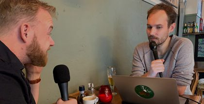 Podcast Eten wat de podcast