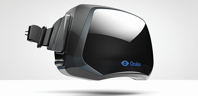Oculus Rift: Glass voor gamers