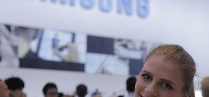 De vijf lekkerste Samsung-chicks op de IFA