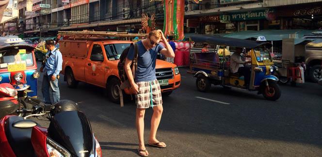Ger gaat ver (1): Sorry Bangkok