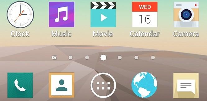 'LG G3 krijgt QHD-resolutie en nieuwe interface'