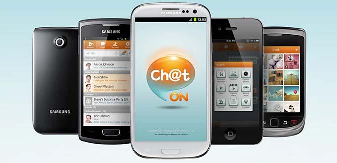 Sorry @geertmol, Samsung ChatOn stopt