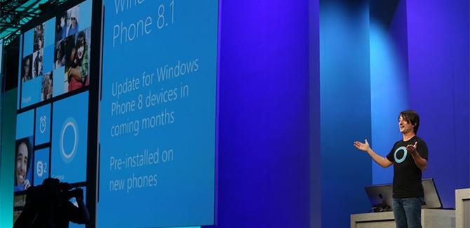 Cortana en notificaties: het 8.1 nieuws van Microsoft