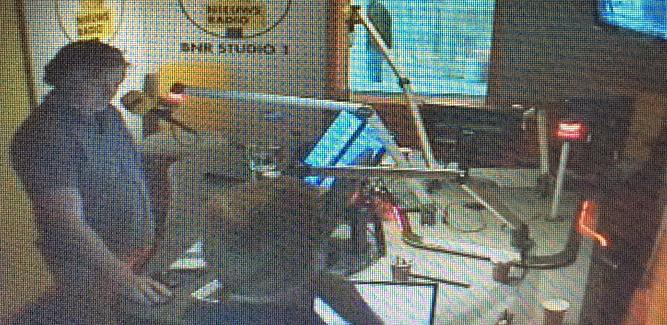 Draadbreuk.nl bij BNR Nieuwsradio