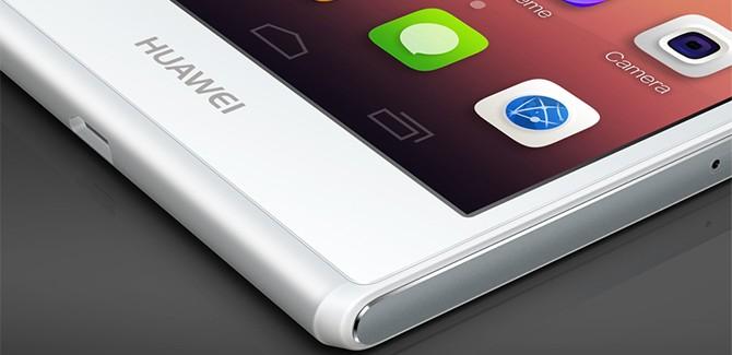 Huawei Ascend P7 gepresenteerd: groufie baby, yeah!
