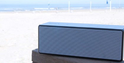 Sony SRS-X3 bluetooth speaker