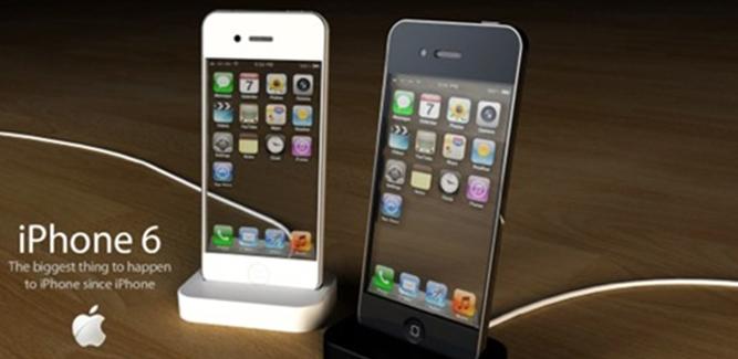 Transparante iPhone 6