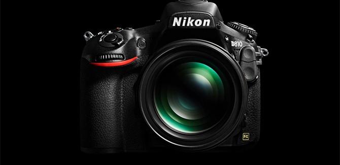 Nikon D810 spiegelreflex, voor als je weet wat je doet