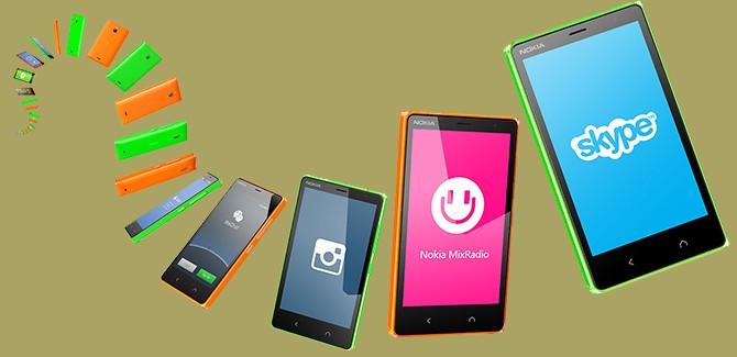 Nokia X2 gepresenteerd, ook Microsoft aan de Androids