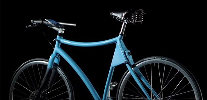 Samsung Smart Bike, die zagen we niet aankomen