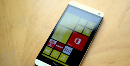 M8 Windows Phone