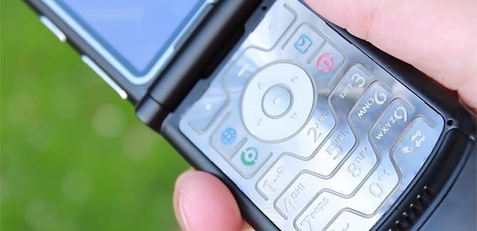 De wandelgangen met iPhone 7, OnePlus 3 en Moto RAZR!