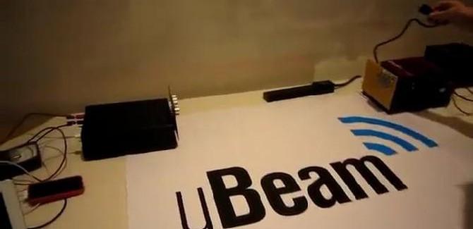 Echt draadloos opladen met uBeam zorgt vooral nog voor veel vragen