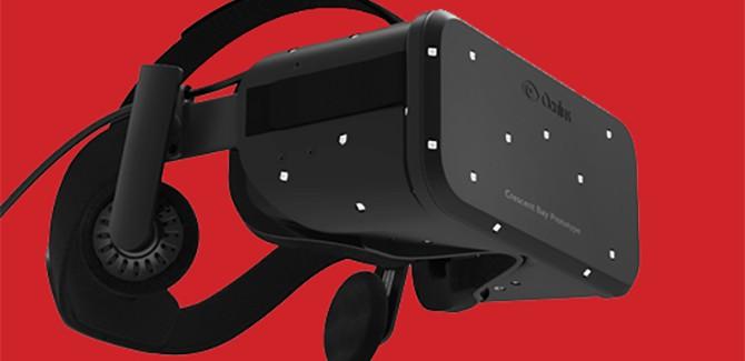 Oculus Rift VR-bril loopt warm voor winkels met nieuw prototype