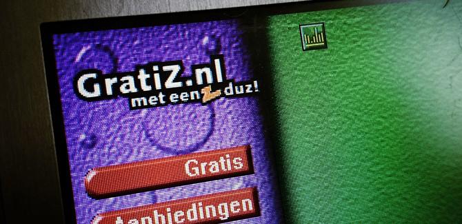 Wisten jullie dat Gratiz.nl nog bestaat?