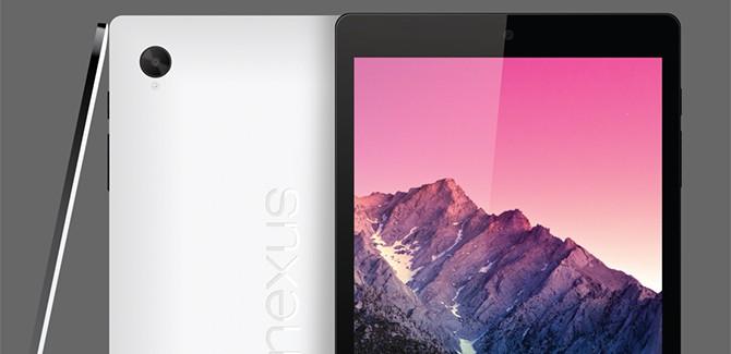 Bevestigd: 'Nexus 9 wordt gemaakt door HTC'